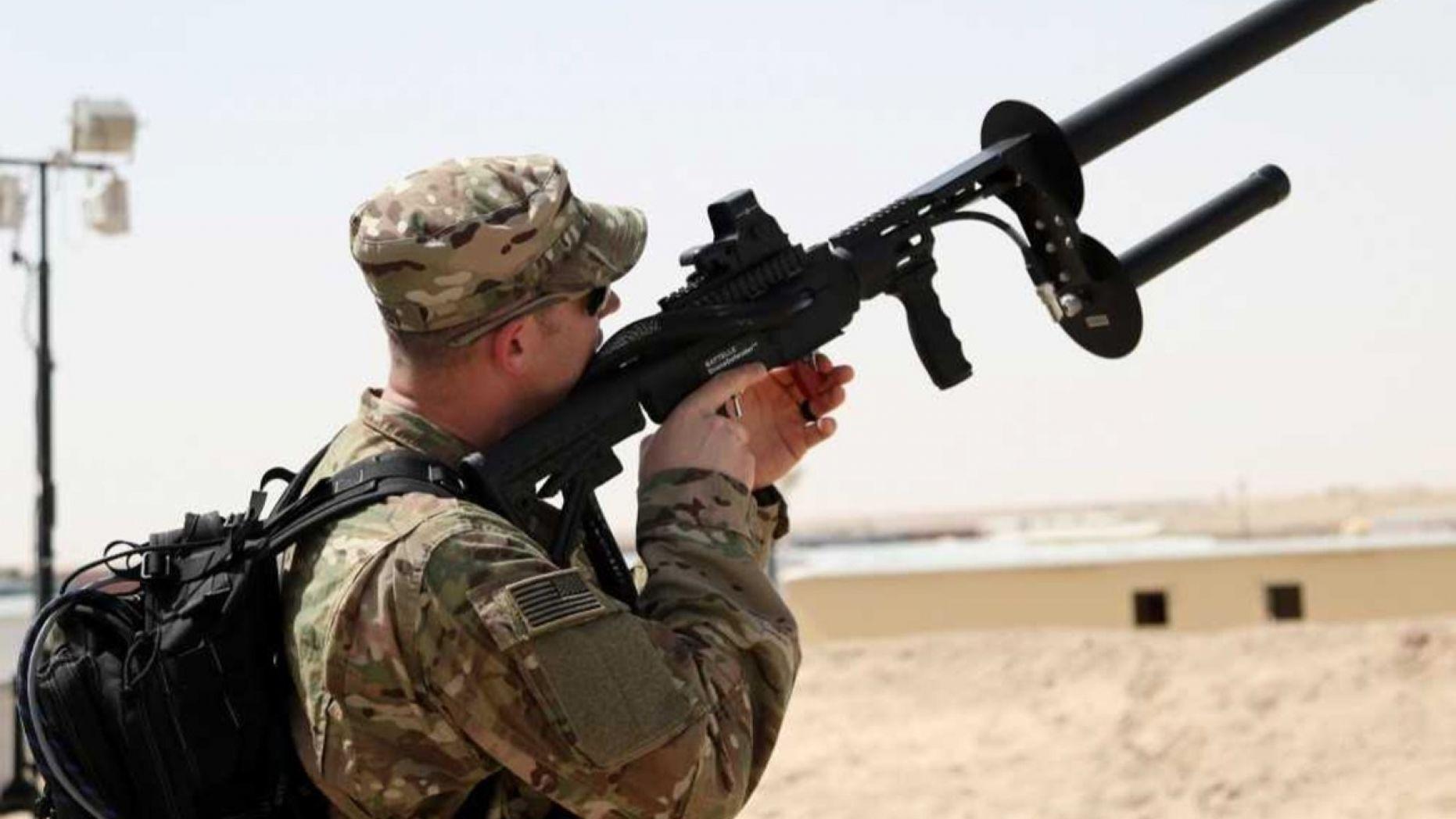Americká armáda bude sestřelovat Dróny mikrovlnným dělem