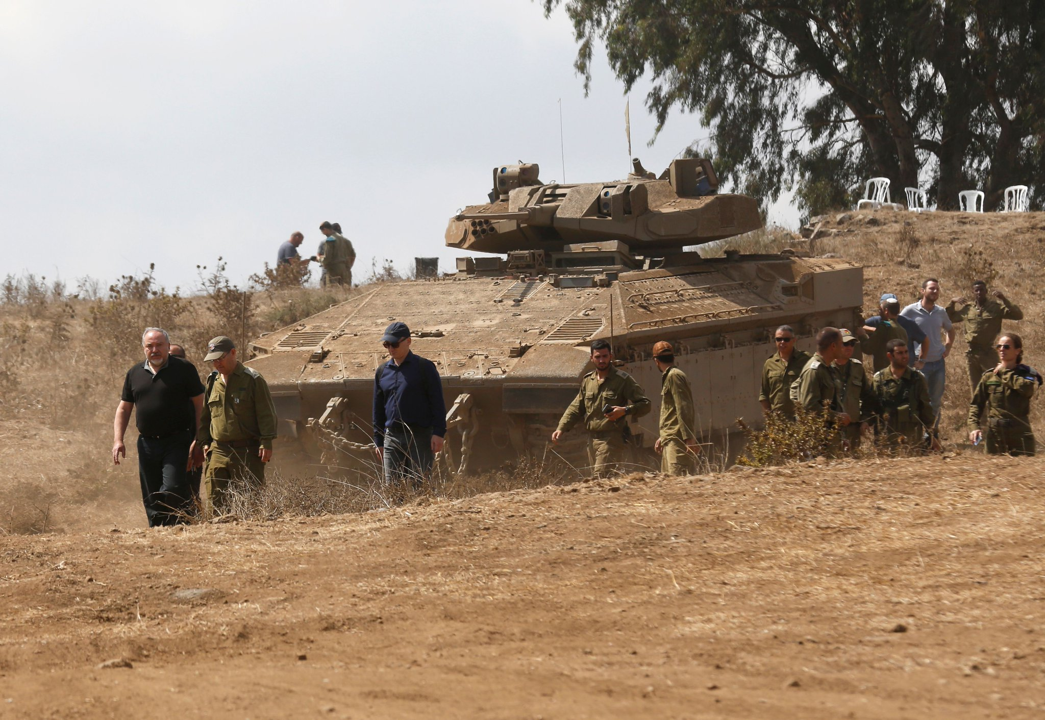 Trochu košer – Izrael včera