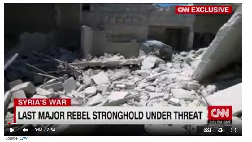 USA tvrdí, že chemický útok v Sýrii je iminentní – SAA přisouvají vrtulníky k provincii Idlíb
