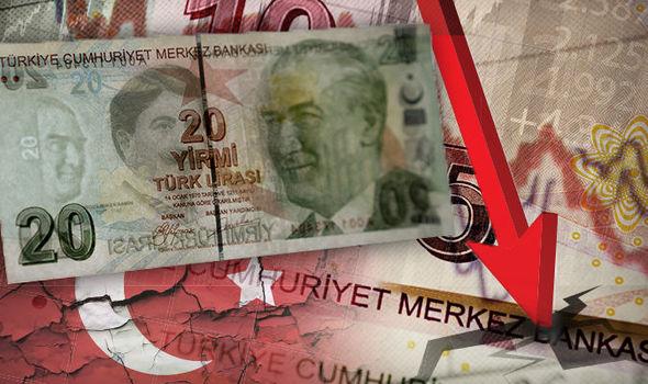 Kolaps turecké liry ohrožuje nejen evropské banky ale i syrskou opozici