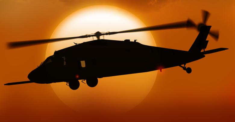 Neidentifikované helikoptéry údajně zásobují zbraněmi jednotky IS a Talibánu v sev. Afghánistánu