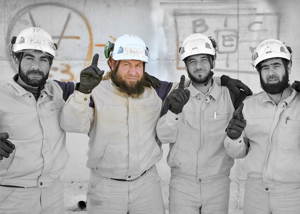 Holandsko oficiálně ukončilo podporu tzv. Bílým Helmám