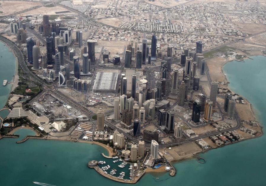 """Katar použil """"izraelskou lobby"""" k ovlivňování americké politiky."""