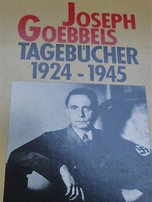 Rok 1938 a události v Československu v denících Josepha Goebbelse