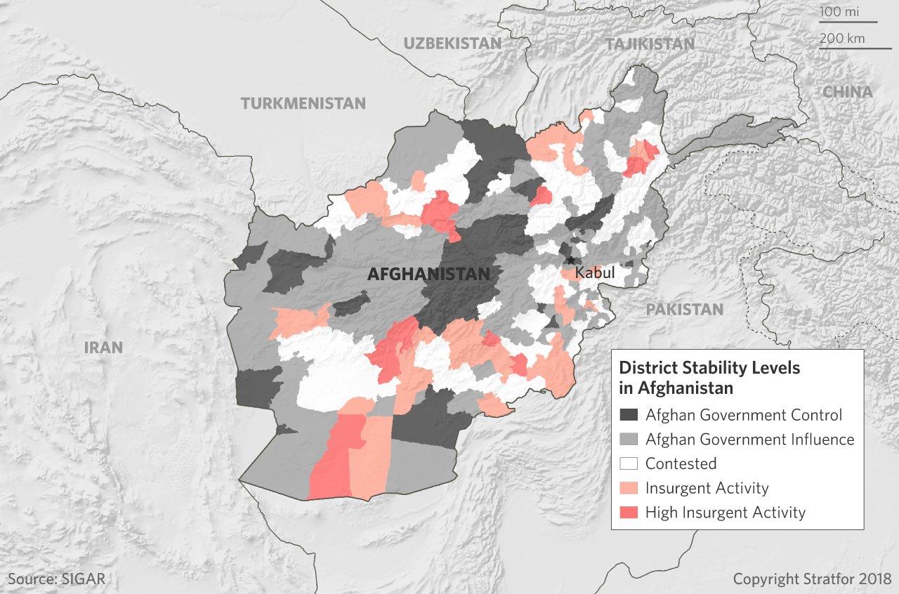 Pohled na východ: vzestup IS Khorasán v Afghánistánu
