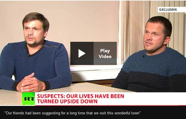 Podezřelí údajní agenti kteří měli otrávit Skripala byli zatčeni v Holandsku