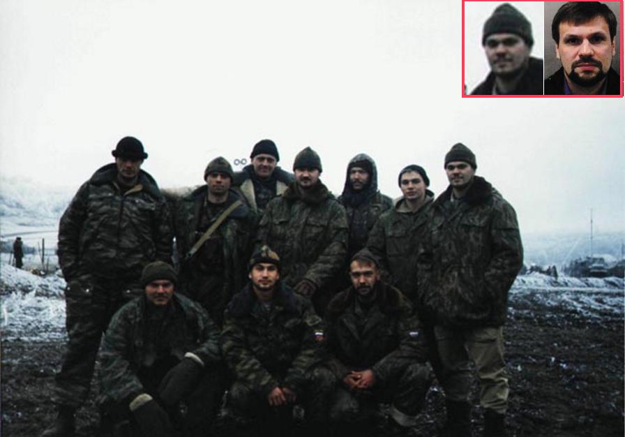 Podezřelým útočníkem ze Salisbury označovaným jako Ruslan Boširov je ve skutečnosti 39letý plukovník GRU Anatolij Čepiga