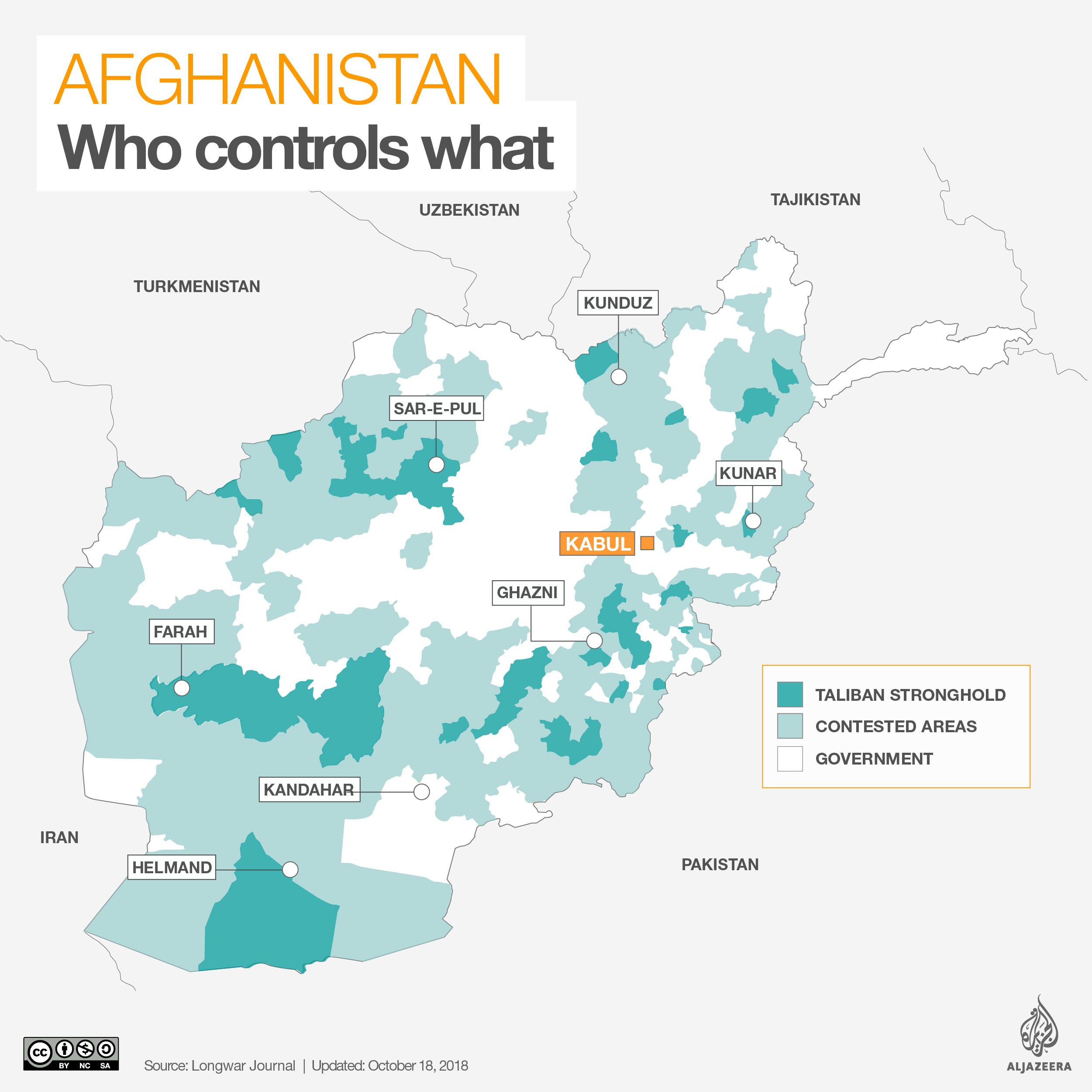 Paradoxy mírových rozhovorů v Afghánistánu