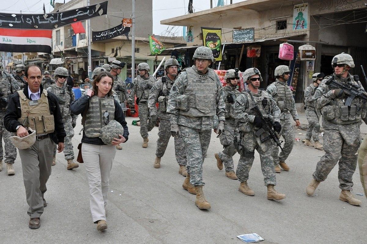 Americká vojenská studie o válce v Iráku zůstává nepublikovaná roky po dokončení