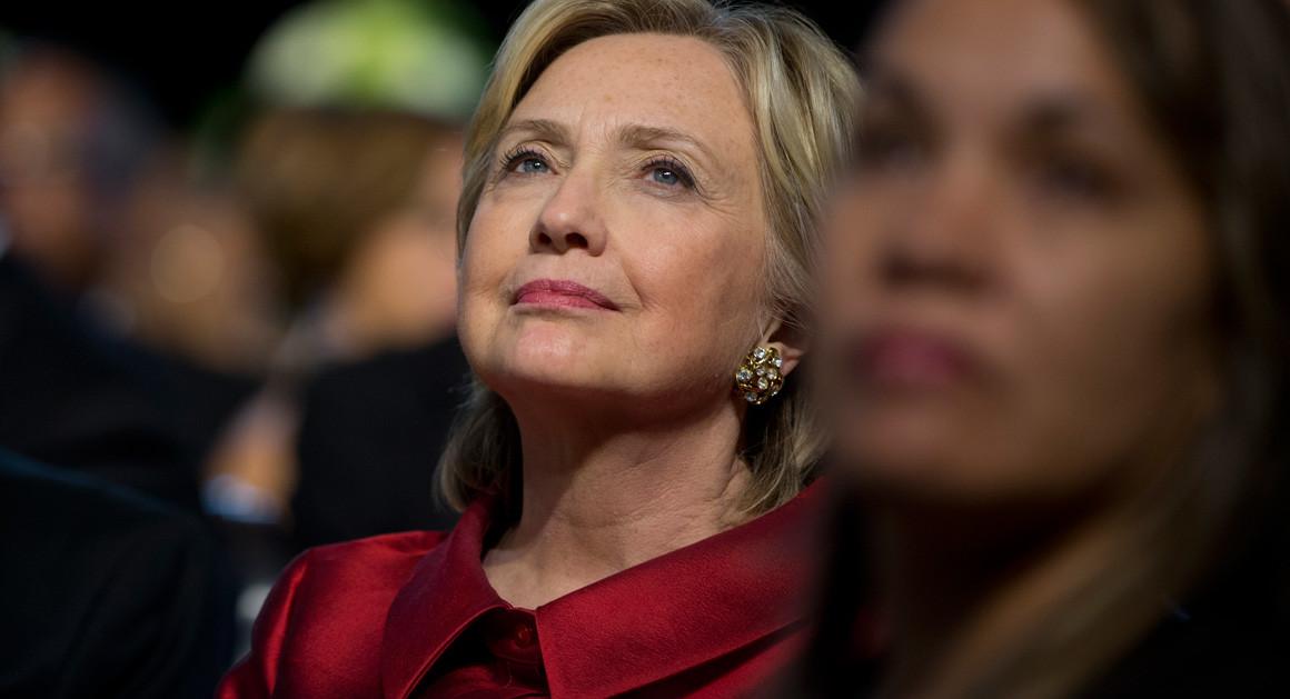 Hillary Clintonová vždy chtěla mít proti sobě Donalda Trumpa