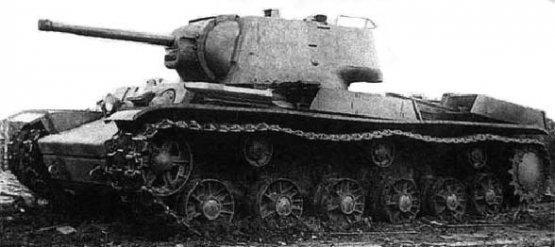"""Zajímavý projekt """"Objekt 230""""  KV-1k"""