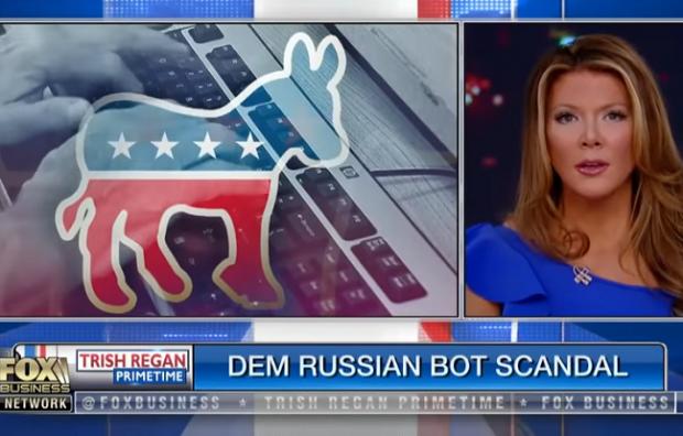 Kontraktoři najatí Demokratickou stranou ovlivňovali volby předstíráním ruského ovlivňování internetu