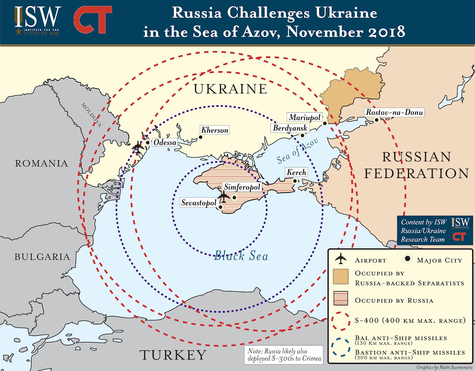 Strategický význam Krymu pro Rusko