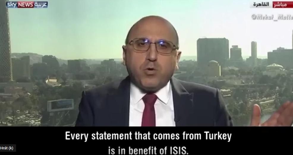 Akce Turecka jsou vždy ve prospěch IS – tvrdí ředitel SOHR
