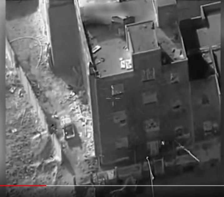 Velení Operation Inherent Resolve v Sýrii omlouvá vybombardování nemocnice v oblasti Hajin.