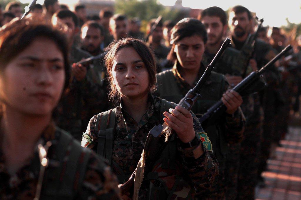 Pentagon zvažuje, že bude pokračovat v misi v Sýrii pomocí tajných služeb.
