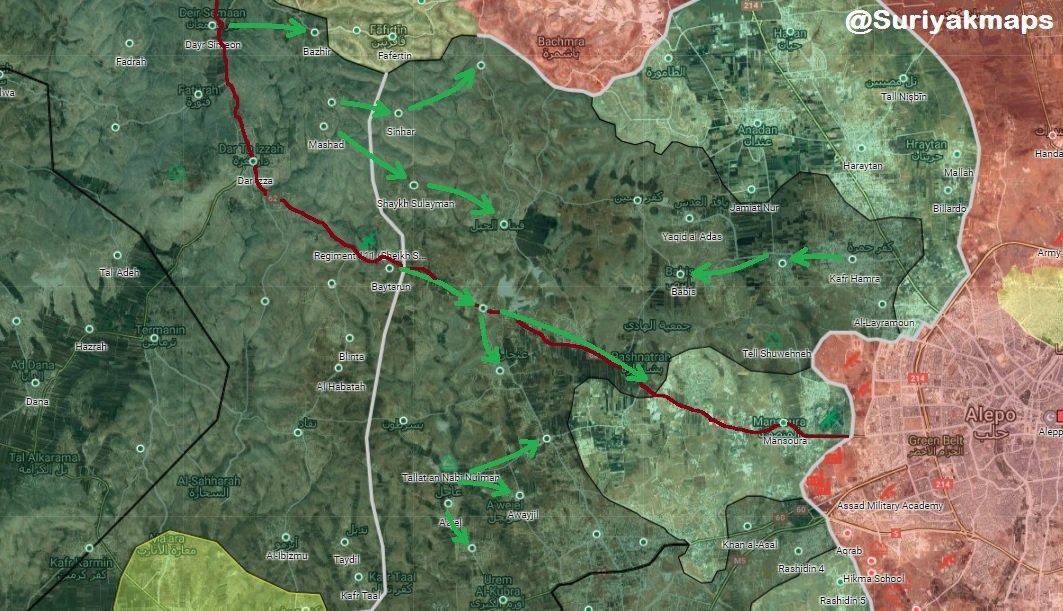 Skupina HTS obsadila veškeré území dříve kontrolované Zinki