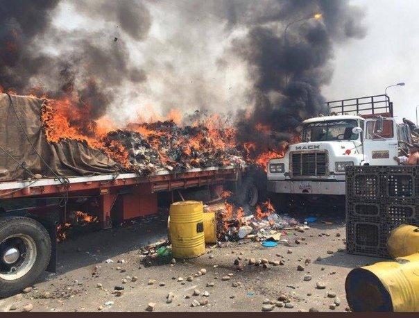Venezuela směřuje rychle k občanské válce