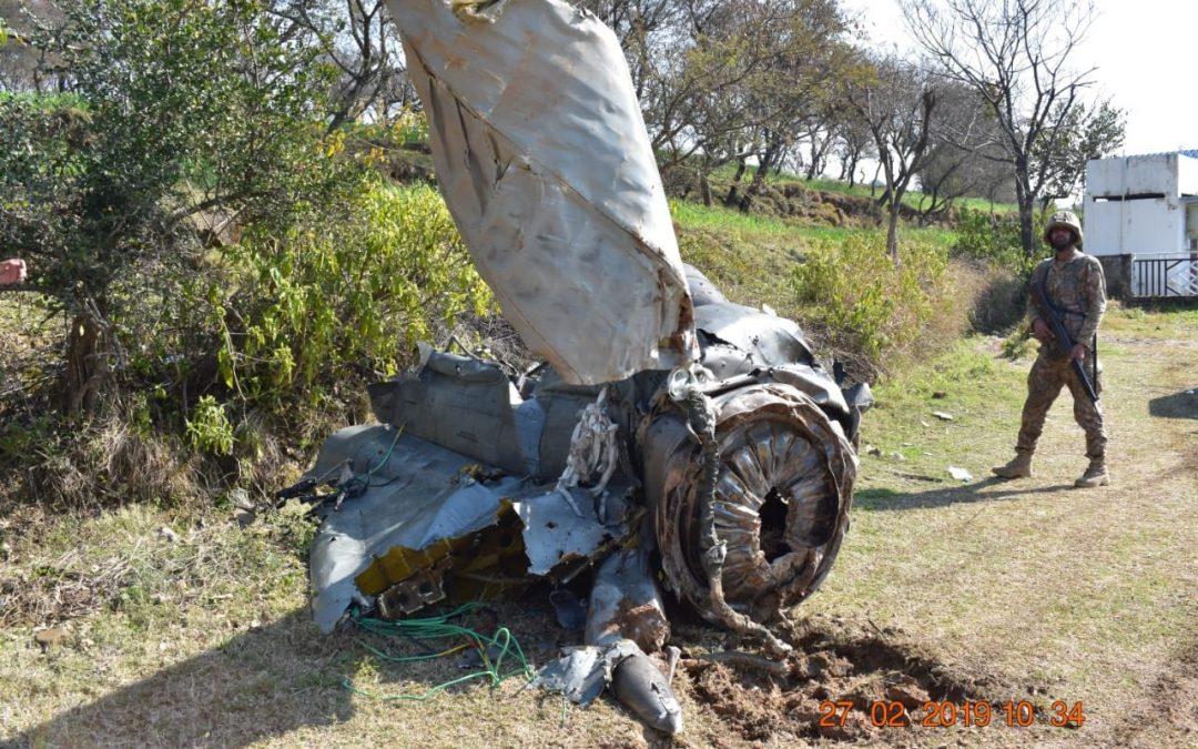 Nebezpečná eskalace – dva stroje indického letectva sestřeleny