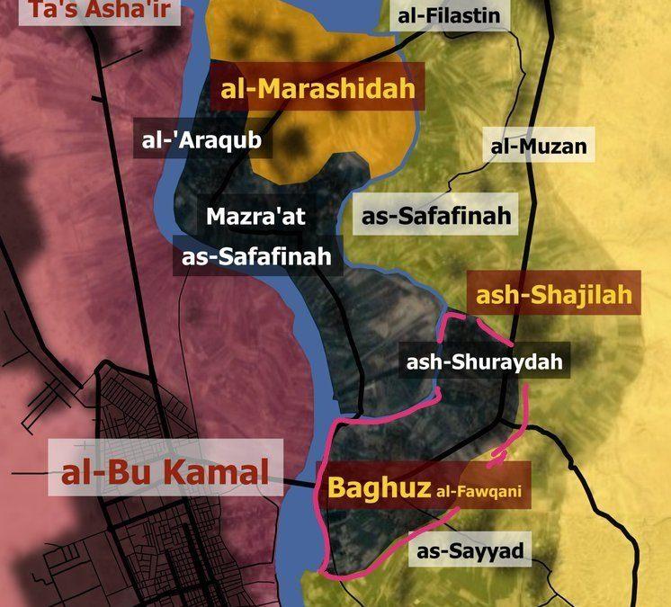 IS znovu obsadil větší část ztraceného území v jihovýchodní Sýrii