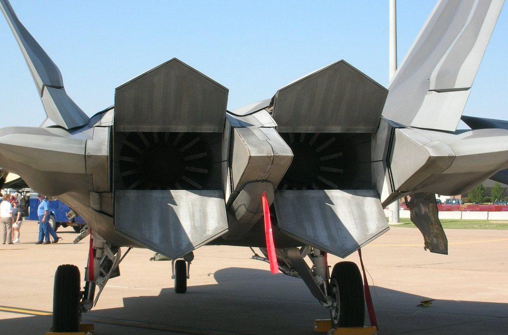 Motory F-22 Pratt & Whitney F119-PW-100