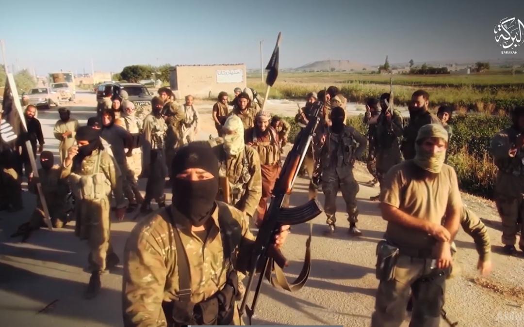 Džihádisté z IS požádali o evakuaci do Turecka