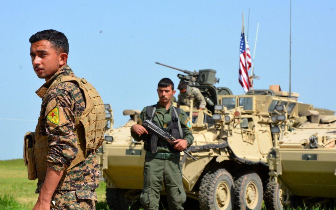 Velení SDF požádalo aby v Sýrii zůstalo min. 1k amerických vojáků