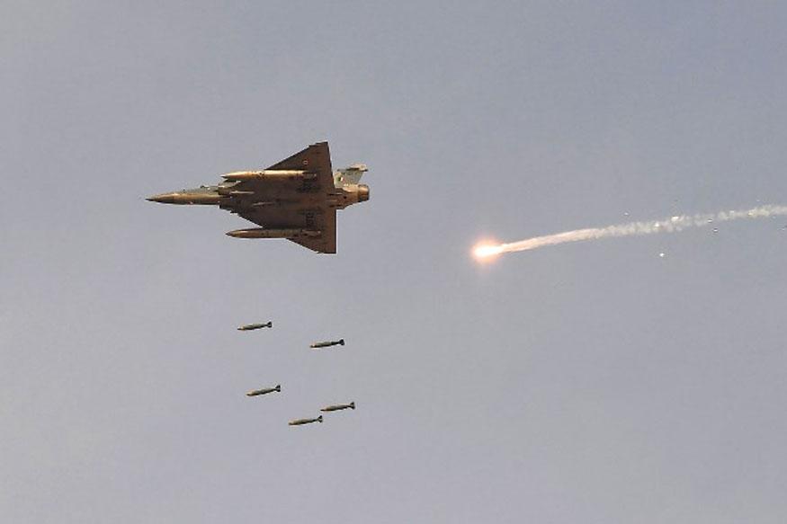 Indické stíhačky zaútočily v Pakistánu