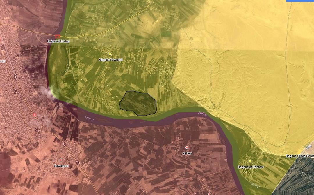 Posledních cca 200 zahraničních bojovníků IS vyjednává s SDF
