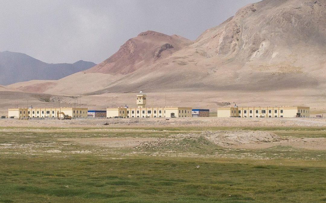 Čína zřídila vojenskou základnu v Tadžikistánu