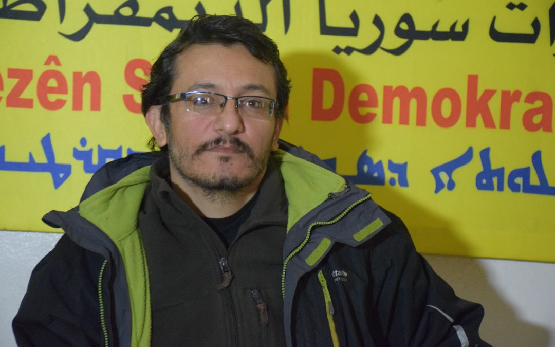 SDF zajatý člen IS potvrdil propojení Turecka a IS