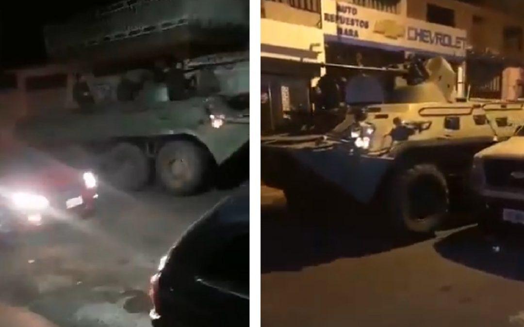 Venezuela posiluje své jednotky u hranic s Kolumbií