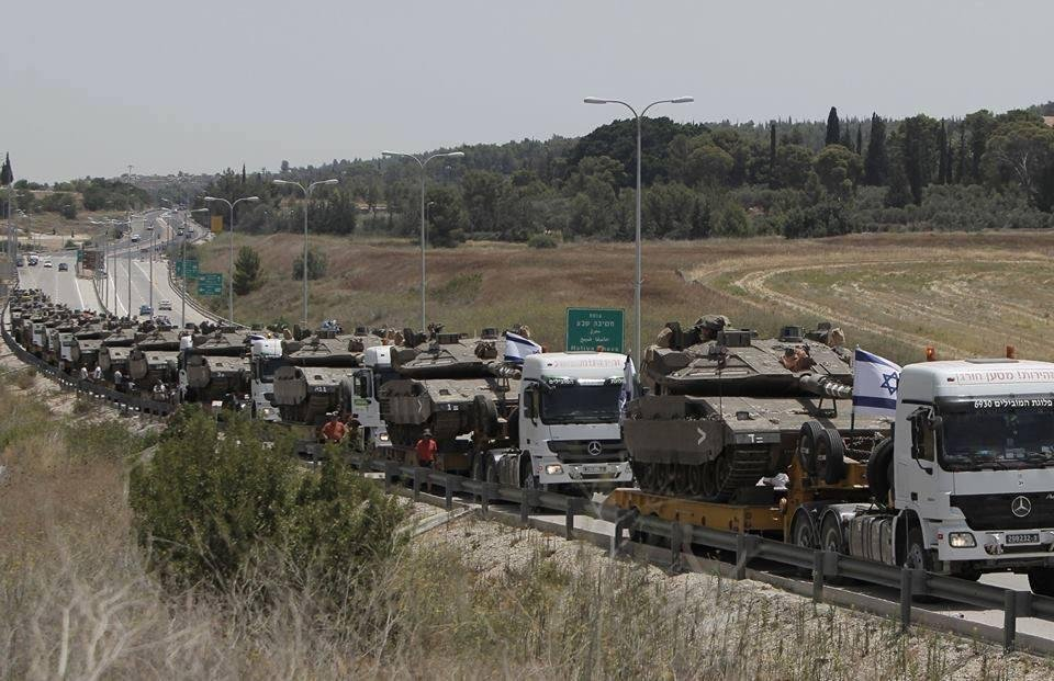 Eskalace u pásma Gaza