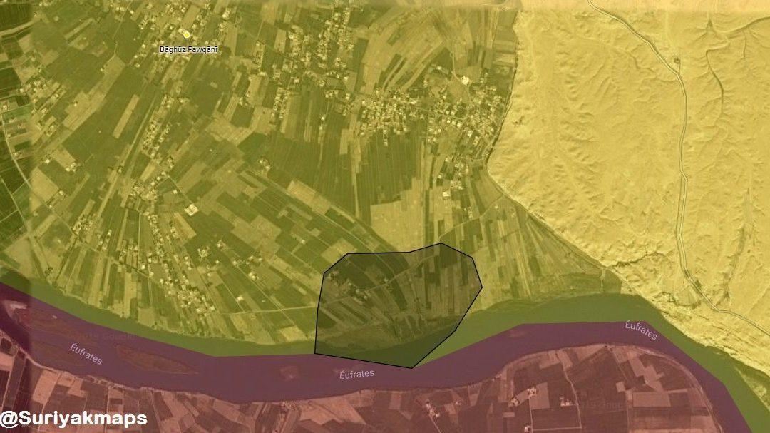 SDF obnovily útok na IS – vojenská situace v Sýrii
