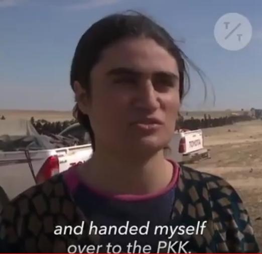 Jednotky SDF osvobodily jezídskou otrokyni ze spárů IS