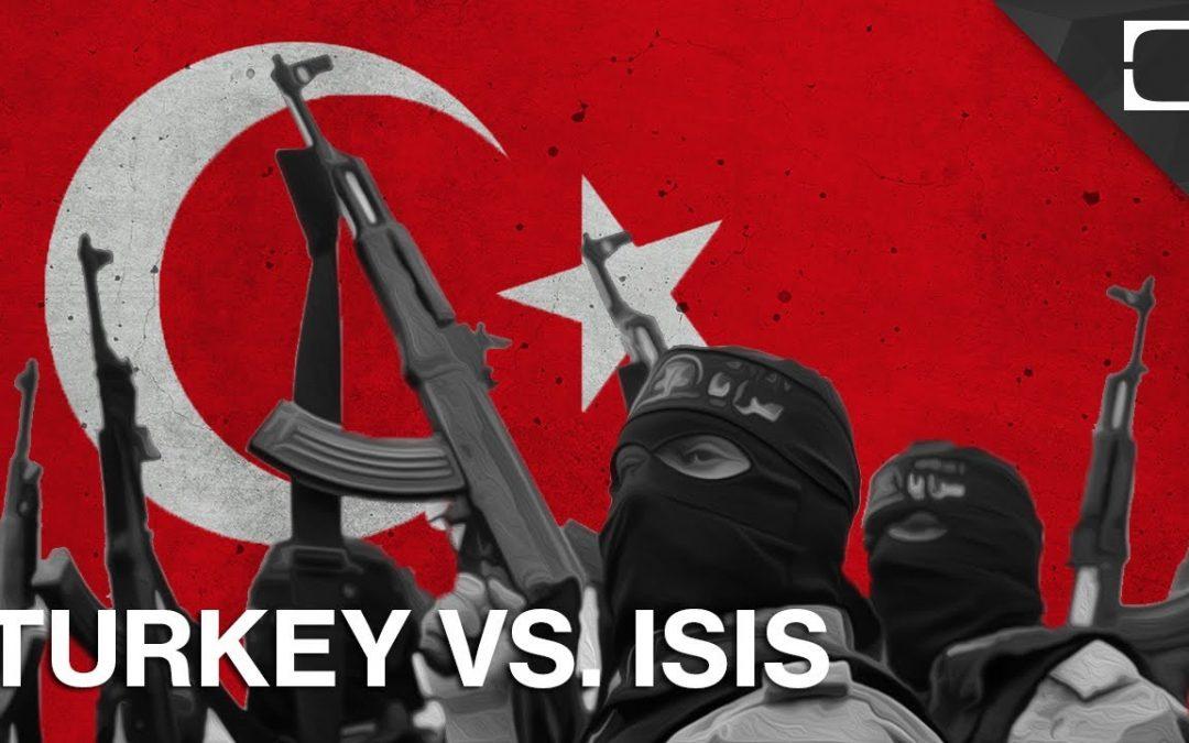 Rozhovor s velvyslancem IS v Turecku