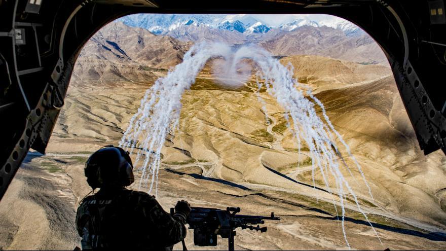 Nad Afghánistánem
