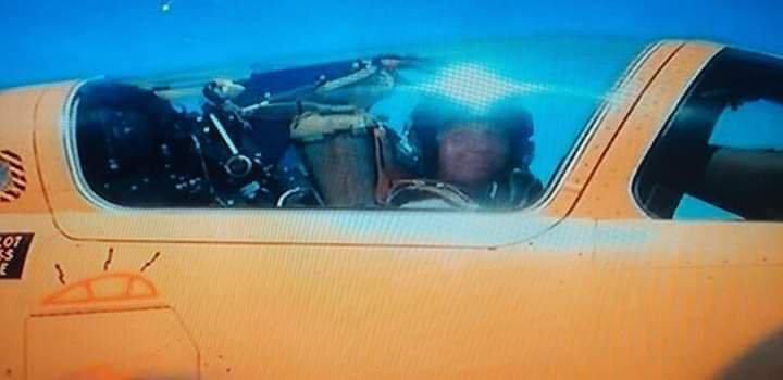 Haftarovy jednotky bombarduje americký fanda letectví