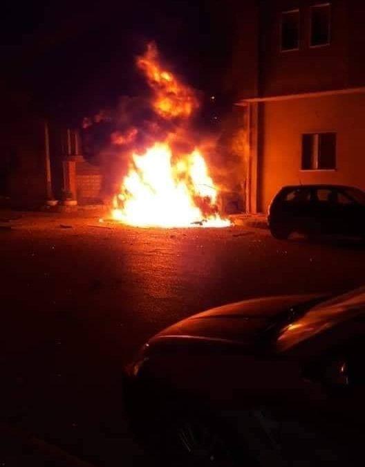 Raketové útoky v Libyi – mezinárodní eskalace