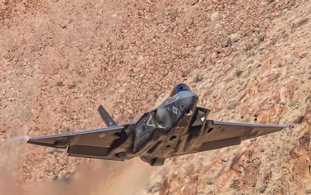 USA se obávají, že k troskám F-35 se mohou dostat Rusové
