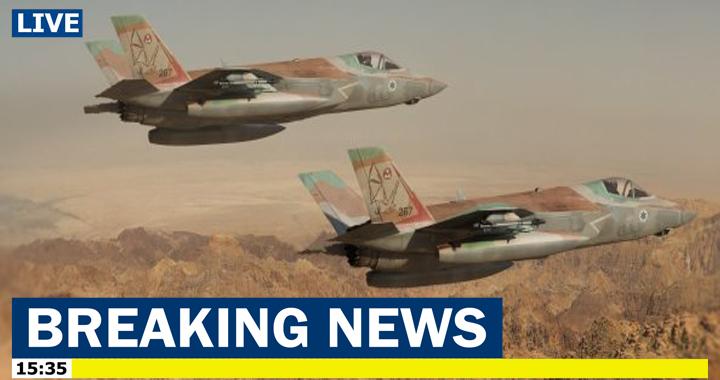 Velitel íránského letectva byl vyhozen, protože utajoval přítomnost izraelských F-35 nad Teheránem