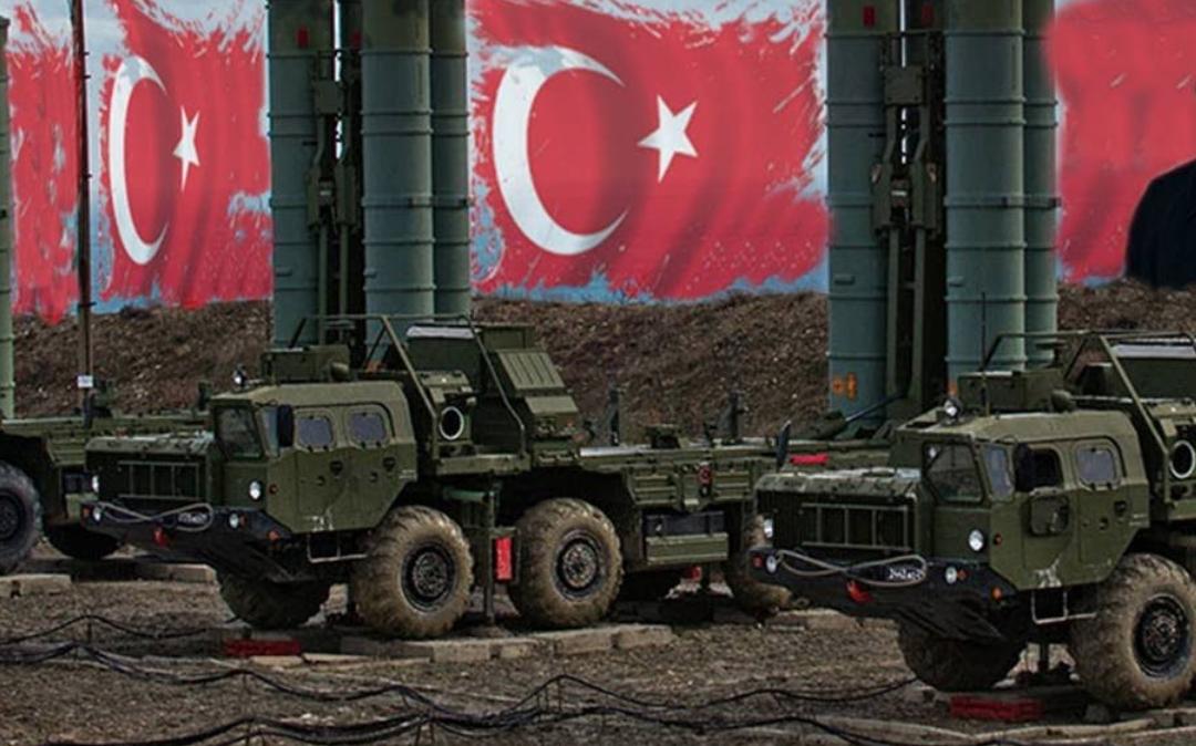 Erdogan se vzdá S-400 pouze pod jedinou podmínkou