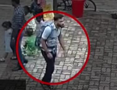 Terorista ze Srí Lanky studoval v Británii