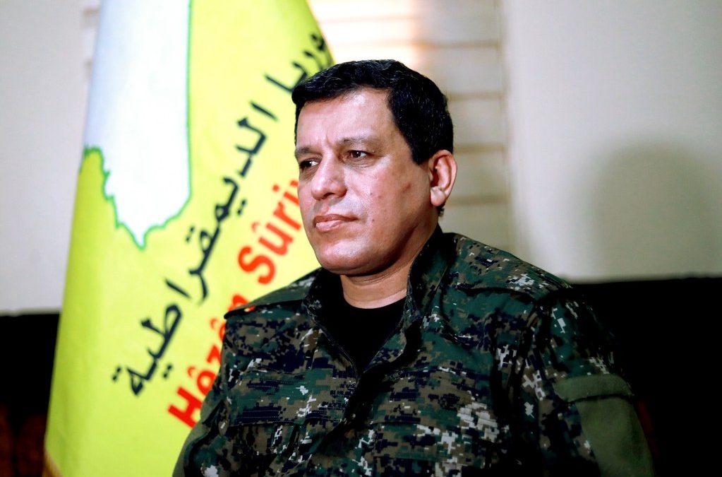 Jak Trump podvedl generála, který porazil IS