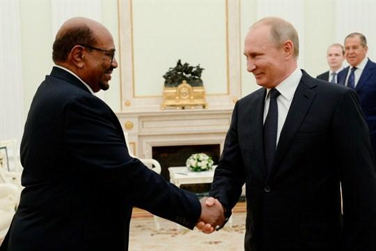 Vojenský převrat v Súdánu
