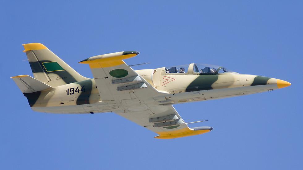 LNA sestřelila nad Tripolis letoun L-39 Albatros