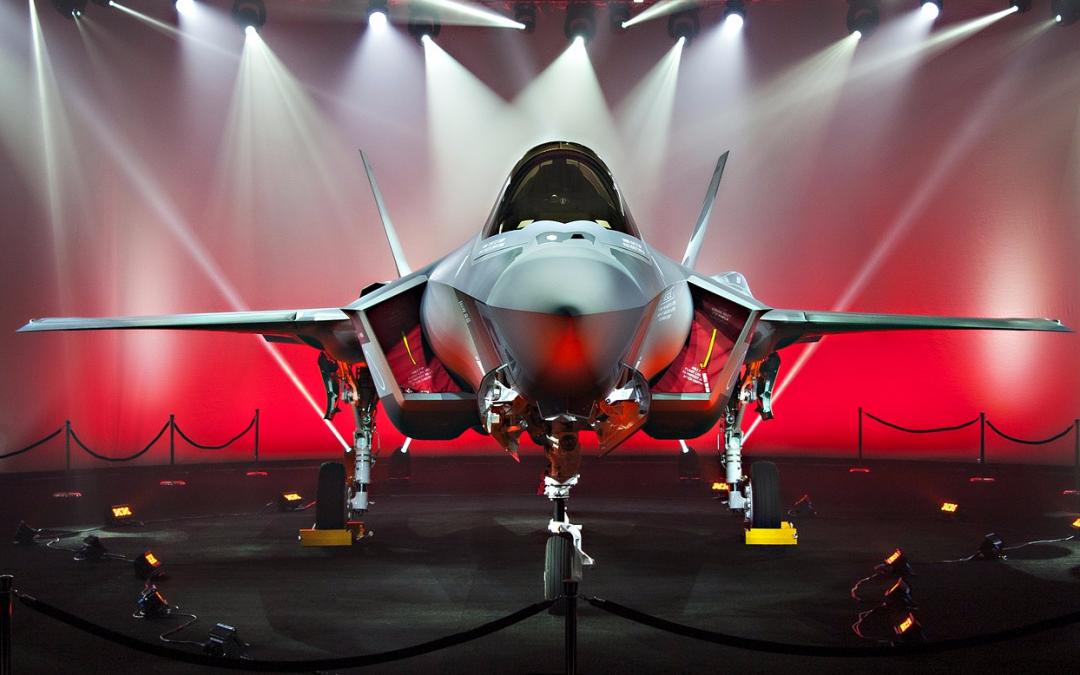 Skončí turecké F-35ky v Izraeli?