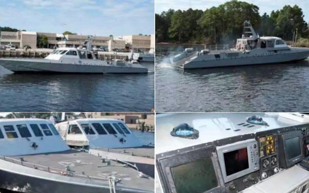 Jen za 50 tisíc dolarů můžete mít rychlý ultralehký člun US Navy SEALs