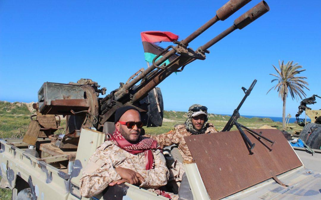 Haftar zaútočil příliš brzy – GNA odvádí migranty