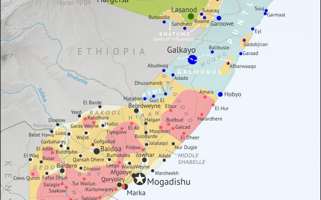 Bezpečnostní situace v Somálsku